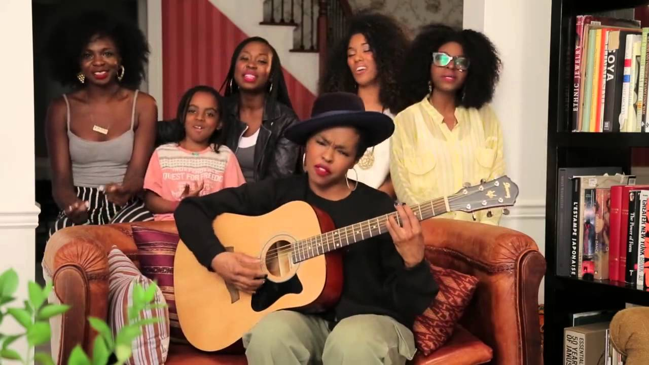 """Performance] Lauryn Hill sings an Acoustic Version of """"Doo"""
