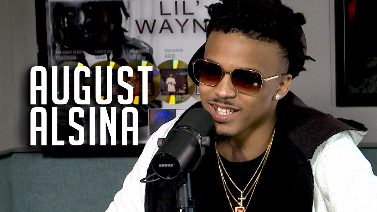 Interview August Alsina Talks With HOT 97s Ebro In The Morning