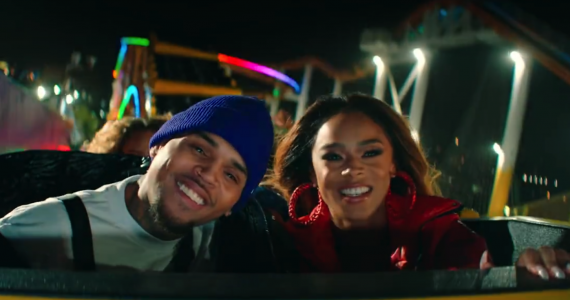 Chris Brown undecided video